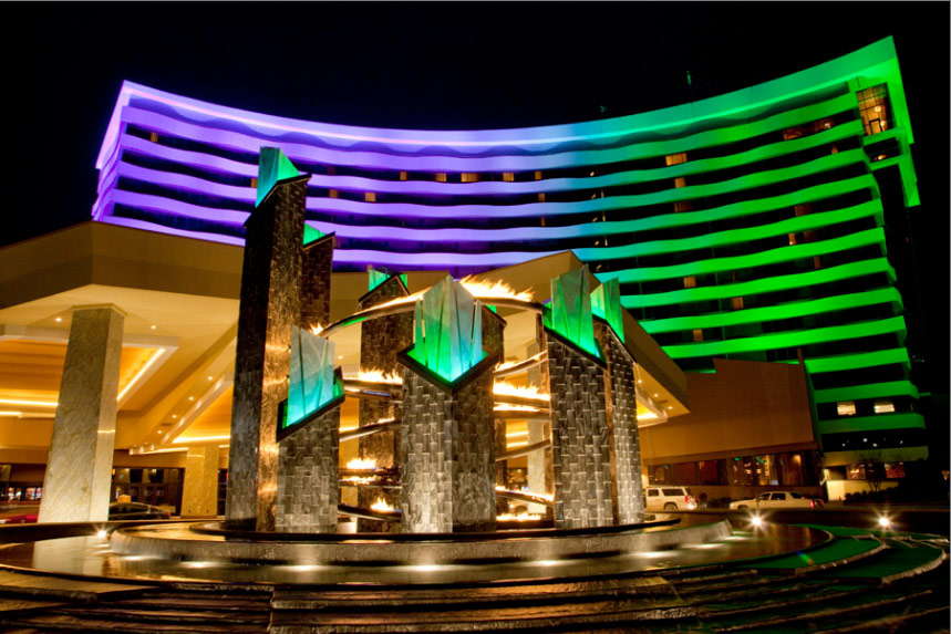 Choctaw casino durant ok address