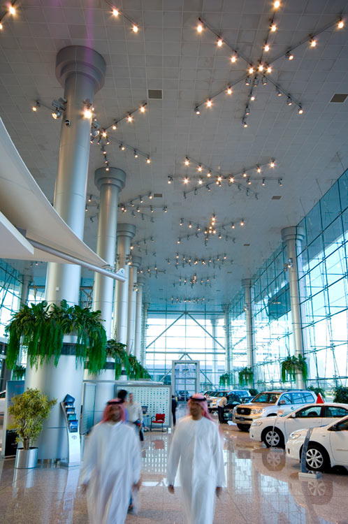 Dubai Festival City showroom
